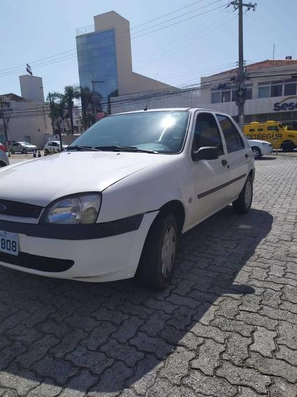 Ford Fiesta Street Branco