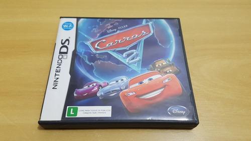 Cartucho Cars 2 Nintendo Ds Original