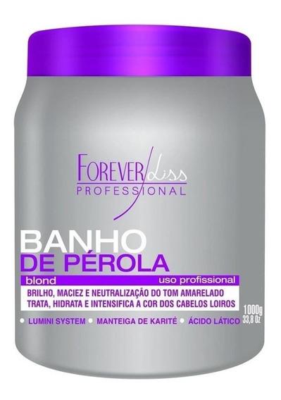 Banho De Pérola Forever Liss 1kg