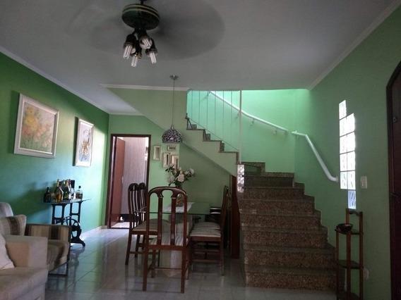 Sobrado Com 3 Dormitórios À Venda, 195 M² - Vila Galvão - Guarulhos/sp - So2980