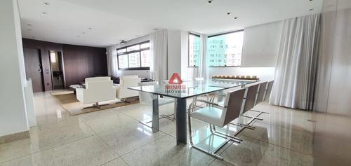 Lindo Apartamento De 178 M² No Belvedere - 1511