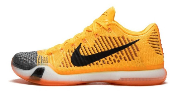 Nike Kobe 10 Elite Low Chester Basquetbol Mayma Sneakers