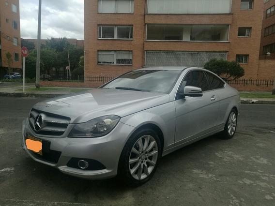 Mercedes-benz Clase C C180 Cgi 2013