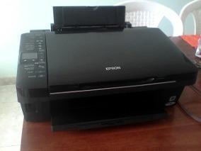 Impresora Epson Multifuncio Tx220 San Nicolas De Los Arroyos