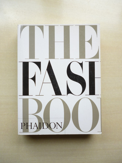 Livro The Fashion Book