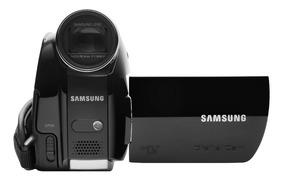 Filmadora Mini Dv Digital Samsung Porta Firewire Zoom 34x
