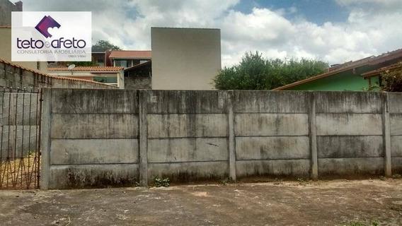 Terreno Residencial À Venda, Centro, Atibaia. - Te1229