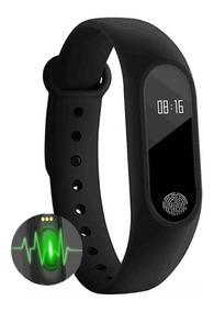Pulseira Inteligente Fitness Bluetooth Smartband Monitor M2
