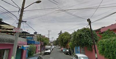 Casa 3 Recamaras Con Local Comercial, Azcapotzalco Cdm