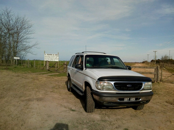 Ford Explorer 4x4 Limited Gnc 99