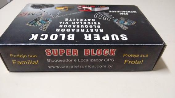 Super Block - Rastreador Gps Bloqueador Veicular (03)