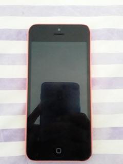 iPhone 5c, Rosa, 8gb, Usado.