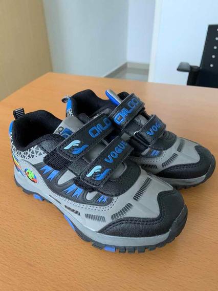 Zapatos Para Niño Talla 31 Como Nuevo