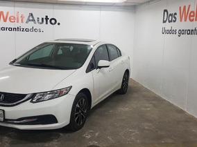 Honda Civic 4p Exl Navi