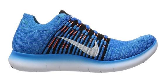 Tenis Nike Free Rn Flyknit Original Running V2mshop