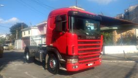 Scania R 380 2006 Toco Motor Novo P340 P360 420 Fh 2035 113