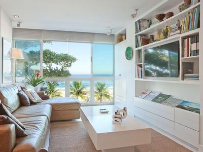 Delfim Moreira Praia Do Leblon Posto 11 - Lindo Apartamento Decorado Pronto P/ Morar C/ 4 Qtos 2 Vagas - Ap4991