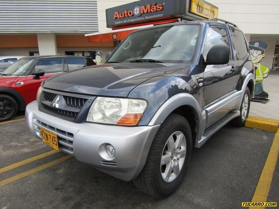 Mitsubishi Montero New 3.8