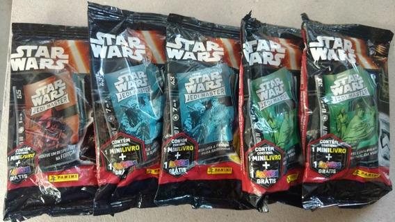 Kit Mini Livro + 1 Abaton Star Wars ( 5 Unidades)