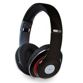Fone De Ouvido Hardline Tm-010 Preto Bluetooth