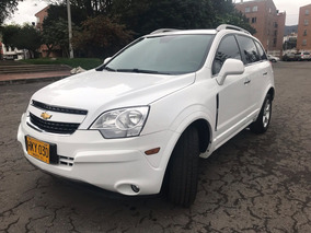 Chevrolet Captiva Sport Platinum At 3000cc 5p 4x4 2014