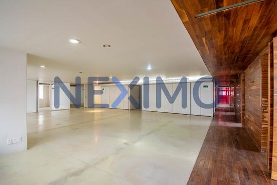 Oficina Moderna En Renta En Edificio Corporativo En Bosques De Las Lomas