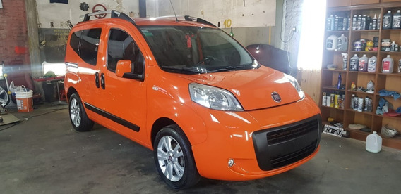 Fiat Qubo Dynamic 2013 Full Unica Mano Pocos Kms Impecable