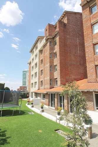 Penthouse En Interlomas, Doble Altura Con Gran Vista
