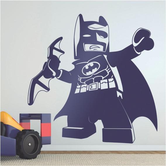 Vinilo Decorativo Batman Lego (grande)