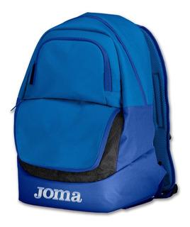 Mochilas Deportiva Joma Diamond Ii Azul Rey