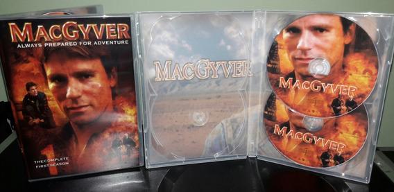 Dvd Macgyver Profissão Perigo ( Dublado )