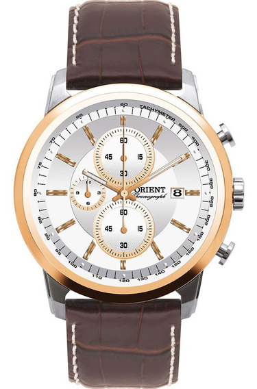 Relógio Orient Masculino Cronógrafo Mtscc014 S1mx