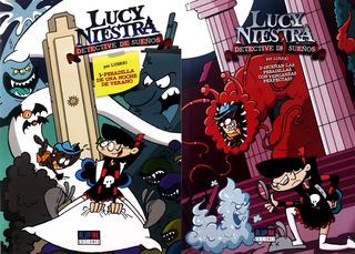 Lucy Niestra Detective Sueños 1-2 - Similar Pesadilla Freddy