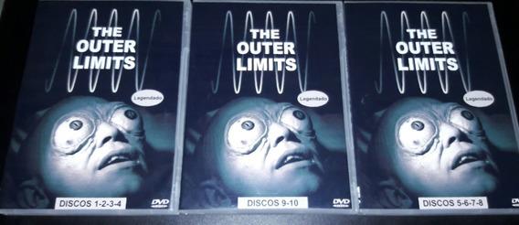 Box Dvd Quinta Dimensão - Série Clássica Completa (10 Dvds)