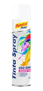 Tinta Spray Branco Brilhante 400ml