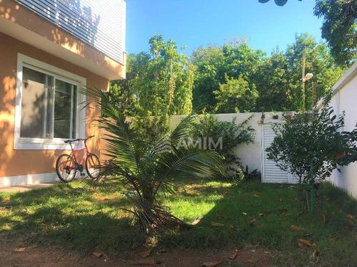 Imagem 1 de 30 de Linda Casa Em Itacoatiara Com Vista Mar E Vista Da Montanha, Um Paraíso!!! - Ca0756