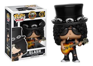 Funko Pop Slash Guns And Roses 51 Original