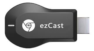 Convertidor Smart Tv Box Ezcast M2 Conversor Simil Chromecast Celular Android Apple iPhone + Cuotas