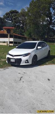 Toyota Corolla S Importado