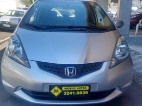 Honda Fit 1.4 Lx Flex Aut. 5p 2011