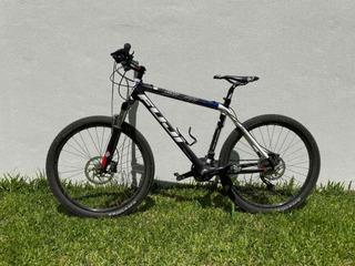 Bicicleta Fuji Slm 4.0 Mtb Carbono Shimano Muy Buen Estado