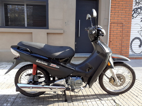 Zanella Zb100cc Unica Mod.2007 Negra