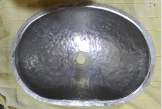 Antigua Bacha De Baño De 41.5 X 30 Cm