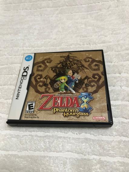 The Legend Of Zelda Phantom Hourglass (nintendo Ds, 2007)