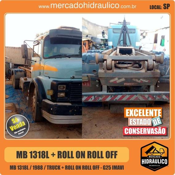 Mb 1318l / 1988 - Roll On Roll Off G25 Imavi