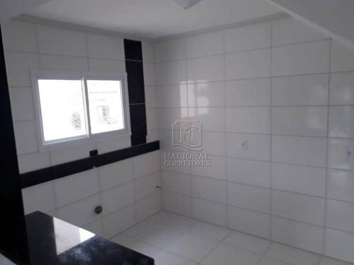 Imagem 1 de 25 de Cobertura À Venda, 110 M² Por R$ 380.000,00 - Vila Bela Vista - Santo André/sp - Co4891