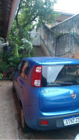Fiat Uno Vivace 5 Portas - Azul