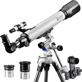 Telescopio Eq Refractor Scope Mm Aperture Y 0mm Focal ®