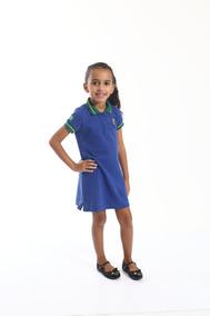 Vestido Polo Infantil