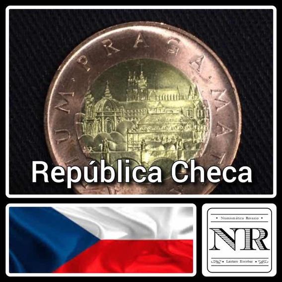 Republica Checa - 50 Korunas - 2017 - Km # 1 - Bimetalica